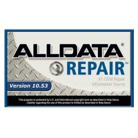 China Alldata 10.53 2013 Q3 Automotive Repair Data + Mitchell Ondemand 5.8.2 10/2013 Version wholesale