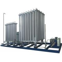 Buy cheap Mobile L-CNG Gas Filling Skid Mounted Equipment 500-5000Nm3/h from wholesalers