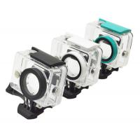 China 30m Waterproof Housing Camera Accessories XiaoYi Sport Camera with Plastic wholesale