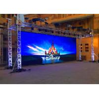SMD3535 P10 Outdoor Full Color LED Display Stage Background Screen Anti UV
