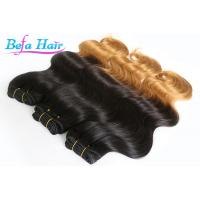 "China 8"" 10"" malaysian body wave hair weave 100% Unprocessed Human Hair wholesale"