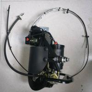 China 2013 - 2017 Cadillac XTS Air Ride Suspension Compressor Pump 22983463 on sale