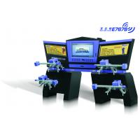 China Computerized CCD 4 Wheel Laser Alignment Equipment With Global Vehicle Database wholesale