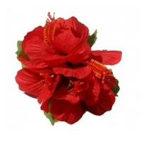 China Hibiscus Hair Clip Products For Decoration Gifts and Presents on sale