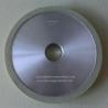 China 1A1 vitrified diamond grinidng wheel for tungsten carbide wholesale