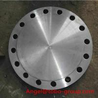 China Forged Flanges ASTM A182 F53 WPB Stainless steel Flange pipe fittings 6'' sch40 CL300 on sale