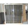 China Amman Hot Selling Sliding Shower Glass, Jordan Hot Selling Shower Screens For Hotel Bathrooms wholesale