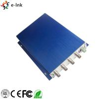 China HD SDI To Fiber Optic Converter with Forward Audio wholesale