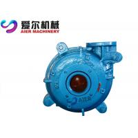 China 6/4E AH Slurry Pump Heavy Duty For Mining Interchangable With  Slurry Pump wholesale