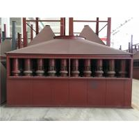 China Ceramic Type Multicyclone Dust Collector , Multi Cyclone Separator wholesale