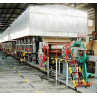 China Hot-sale Paper Machine and Writing Paper Making Line, Turn Key Project wholesale