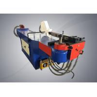 China High Speed Semi Automatic Pipe Bending Machine High Safety Stable Performance wholesale