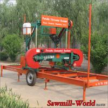 Buy cheap Hot Sale!!! MJ1000 Wood Horizontal Band Sawmill Coconut Cutting Portable Saw Mill Machine product