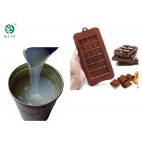 China ISO 9001 Platinum Cured Silicone Rubber Food Grade For Food Sugar Crafts, Candy Plaster wholesale