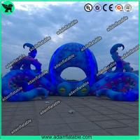 China Inflatable Octopus,Inflatable Stage,Sea Inflatable Animal,Advertising Inflatable Octopus wholesale