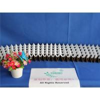 China High Performance Pleated Filter Media Folded For Green Spray Cabinets wholesale