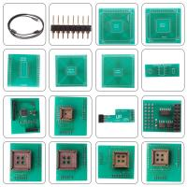 Xprog M V5.45 Adapters