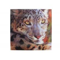 Quality Frameless 3D Pictures Custom Lenticular Printing PET Printing 40x40cm for sale