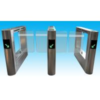 China Intelligent Security Swing Arm Barriers With Arms Synchronization Adjustable wholesale