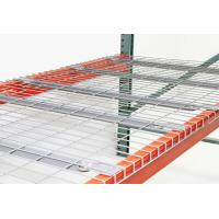 Quality Heavy duty teardrop pallet racking warehouse storage system for sale