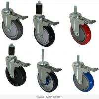 China Stem Casters-Total Locking Casters (CS-27) wholesale