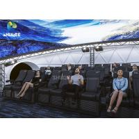 Quality Small Investments And High Returns Dome Movie theater 360 Dome Experience for sale