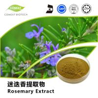 China Factory Supply Rosemary Leaf Extract Rosmarinic Acid 2.5%~98% HPLC Testing wholesale