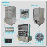 China Multi-functional food steamer machine with 25kw wholesale