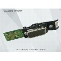China Original Waterbased Printer Print Head , Fast Speed Epson DX4 Printhead wholesale