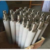 China Stainless steel powder sintered porous filter material filter cartridge wholesale