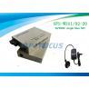 China Single Ethernet  128K 10 / 100M Video Media Converter IEEE802.3xIEEE802.3x wholesale
