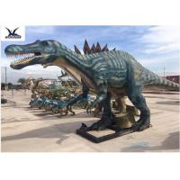 China Playground Jurassic Park Animatronics Dinosaur Cases Realistic Large Dinosaurs wholesale