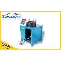 China Rubber Bushings Hydraulic Hose Crimping Machine For Air Suspension Springs wholesale