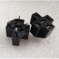 Quality HFV4 pin type PCB automotive relay sockets for sale