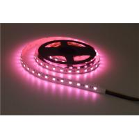 China IP65 24v WW/CW/RGB 5050 led flexible strip tape with UL list and warm white wholesale