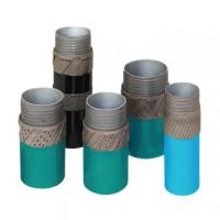 China Core Drilling Tools / Diamond Reaming Shells , Surface Set Reamer wholesale