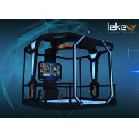 Buy cheap Leke VR Explorer B 9d Virtual Reality Motion Simulator For Theme Park from wholesalers