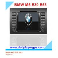 China Android car DVD Multi-touch Screen with 3G Wifi Car DVD Player GPS for BMW M5 E39 E53 wholesale
