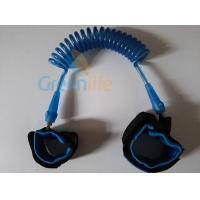 China Transparent Blue Color 1.5M Expanding Toddler Safety Harness wholesale