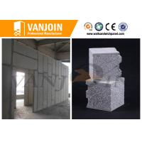 China 150mm thickness Sandwich Wall Panels fireproof test can reach 6 hours wholesale
