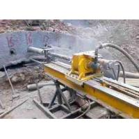 China Dual Top Drive Engineering Drilling Rig for Large Diameter Anchor Pile Holes wholesale