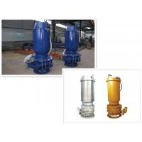China Professional Heavy Duty Submersible Pump , Submersible Drainage Pump For Dredging Ship wholesale