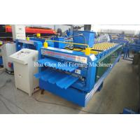 China Double layers Used Roll Forming Machine plate rolling machine wholesale