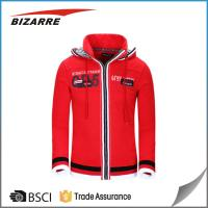 China 2016 Latest fashion thickening sports baseball hoodies wholesale