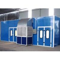 China Automotive Infrared Garage Furniture Spray Booth 12m*5m*3m wholesale