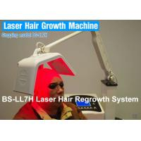 China High End Laser Light Therapy For Hair Loss , Hair Growth Laser Treatment wholesale