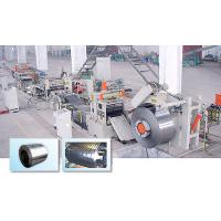Quality Industrial 0-80M/min Precision Hydraulic Slitting Line With Low Energy Consumption for sale