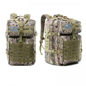 China Hiking Treeking Sprot Traveling 20L Outdoor Tactical Bag wholesale