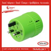 China 2012 Hot Selling Electrical Plug And Socket With High Quality For Promotional Items (NT680) on sale
