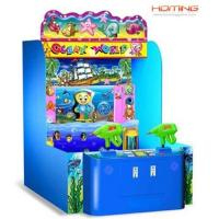 Buy cheap OceanWorld shooting redemption game machine from wholesalers